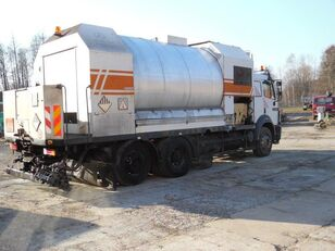 Strassmayr L 6x2  asphalt distributor