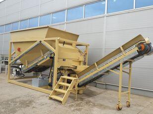 new SUMAB NEW TECHNOLOGY! ES-15 COLD Asphalt Mixing Plant asphalt plant