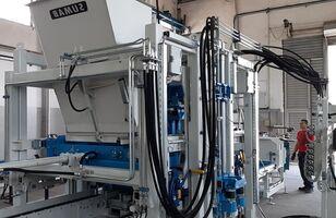 new SUMAB R-400 (800+ blocks/hour) ADVANCED BLOCK Machine  block making machine