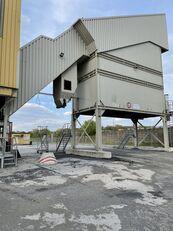 BENNINGHOVEN 300 t  Hot mix storage silo cement silo