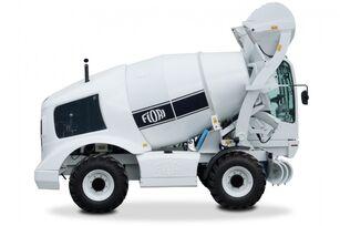 new FIORI BB X 25 concrete mixer