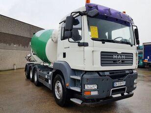 DAF TGA 35.400 8X4 concrete mixer truck
