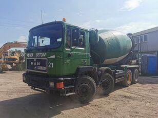 MAN 32.342 concrete mixer truck
