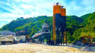new FABO FABO CENTRALE A BETON COMPACT DE 110 M3/H NOUVEAU PROJET TYPE A  concrete plant