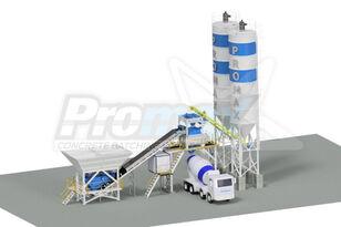 new PROMAX Compact Concrete Batching Plant C100-TWN-PLUS (100m³/h) concrete plant