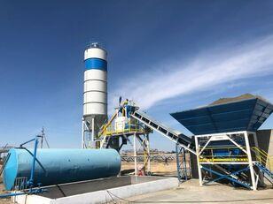 new PROMAX Planta de Hormigón Compacta C60-SNG PLUS (60m³/h) concrete plant