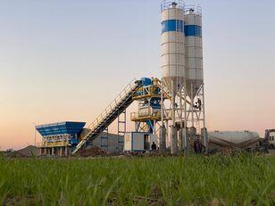 PROMAX STATIONARY Concrete Batching Plant PROMAX S130-TWN (130m3/h) concrete plant