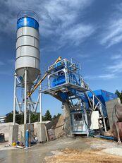 new Plusmix 60m³/Hour MOBILE Concrete Plant - BETONNYY ZAVOD  concrete plant