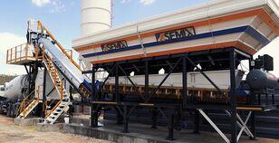 new SEMIX Mobile 60 S4 concrete plant