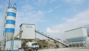 new SEMIX  Stationary 160 STATIONARY CONCRETE BATCHING PLANTS 160m³/h concrete plant