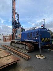 BAUER BG 20 H drilling rig