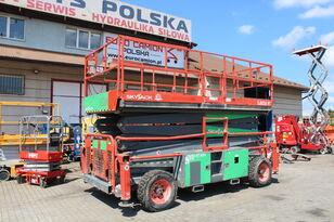 SKYJACK SJ 9250 - 17 m (Haulotte H18SX, Genie GS 5390 RT, JLG 500 RTS scissor lift