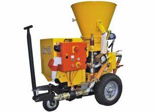 ALIVA 257 TOP stationary concrete pump
