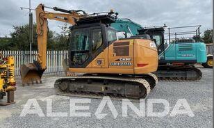 CASE CX130D tracked excavator