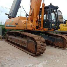 CASE CX460 tracked excavator