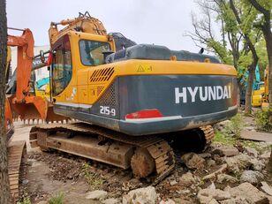 HYUNDAI 215-9 tracked excavator