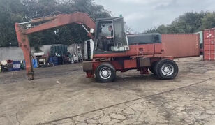 POCLAIN 75 PB  wheel excavator