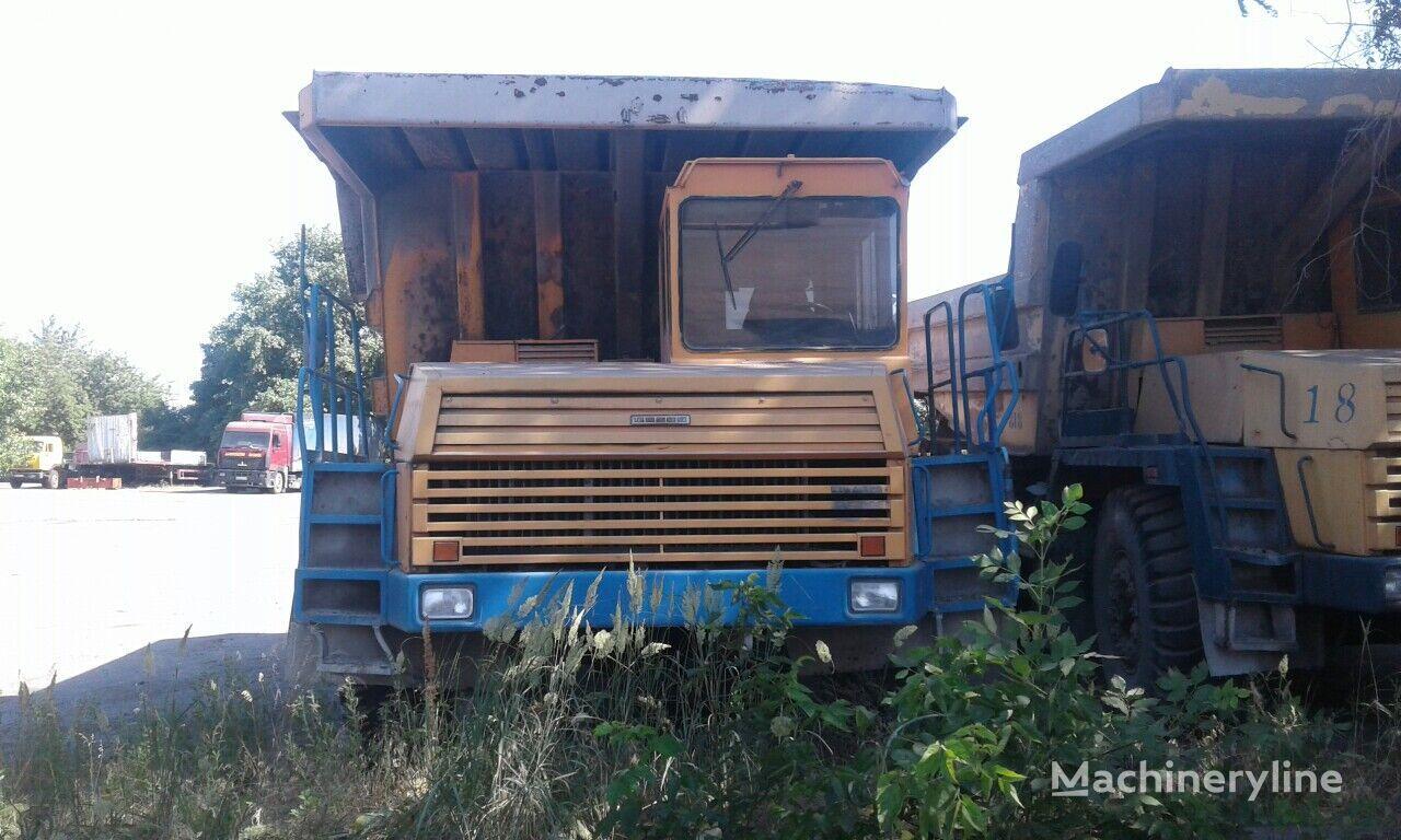 BELAZ haul truck