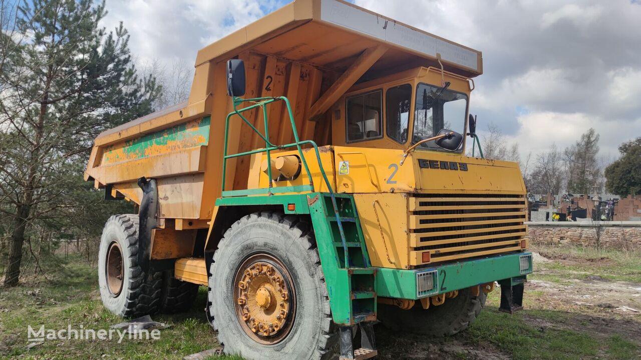 BELAZ 7547 haul truck