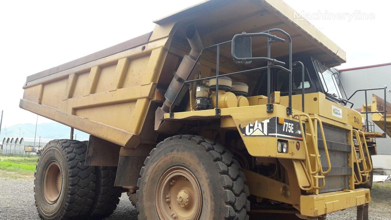 CATERPILLAR 775E haul truck