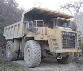 O&K Dumper haul truck