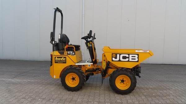 JCB 1T-2 HT mini dumper