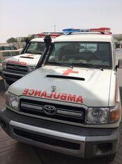 new TOYOTA Land Cruiser petrol Hardtop ambulance